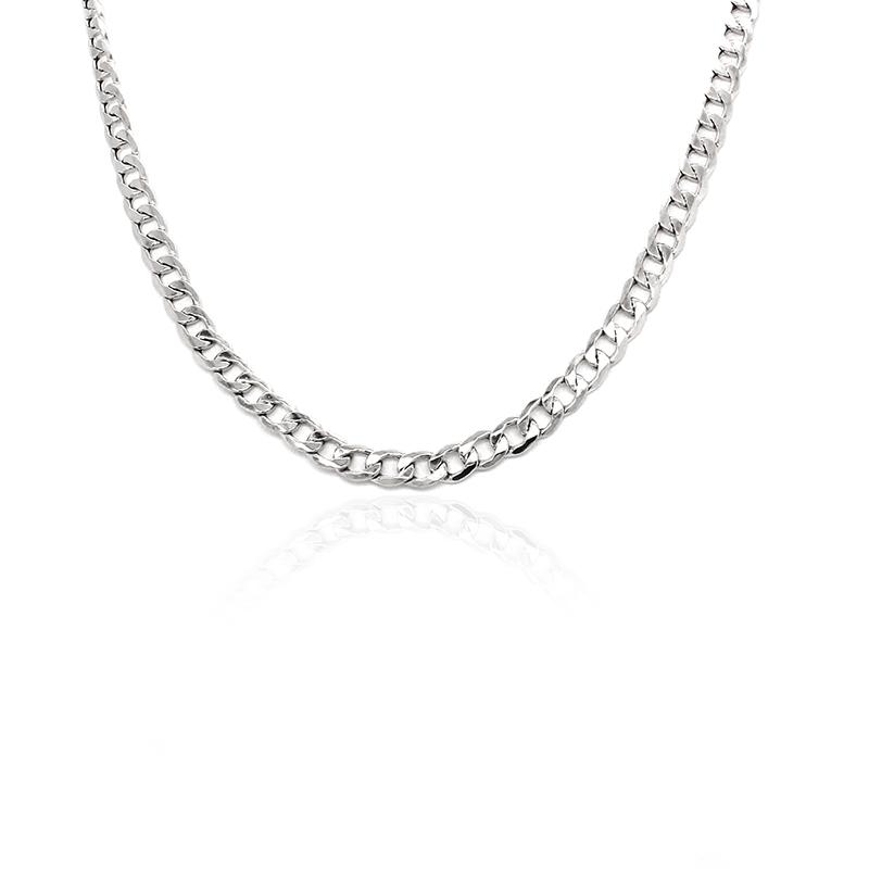 Collier Carador chaine argent 925/000e GRD12050