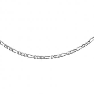 Collier Carador Mixte Maille alternée 301213C-45