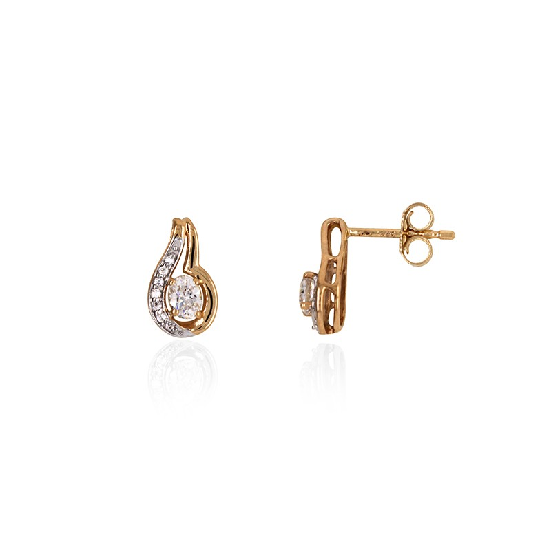 Boucles d'oreilles Collection Carador Or 375/000e B97817