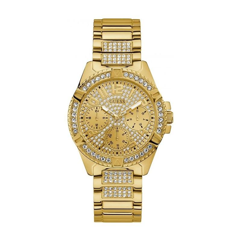 Montre Femme Guess Lady Frontier dorée W1156L2