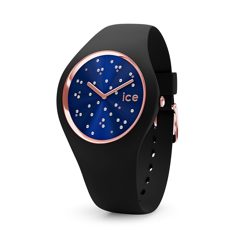 Montre Ice-Watch Ice Cosmos Star Deep Blue taille M 016294