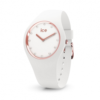 Montre Ice-Watch Ice Cosmos White Rose Gold taille S 016300