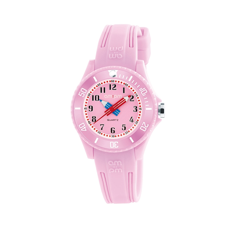 Montre AM:PM rose collection Kids