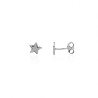 Boucles d'oreilles Carador Argent 925/000 étoile