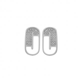 Boucles d'oreilles Jourdan Bijoux Julia argent 925/000 AMK 001