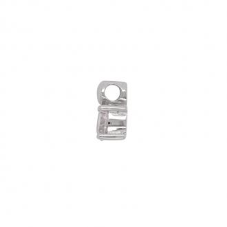 Pendentif Carador argent 925/000 et oxyde de zirconium CPS01012