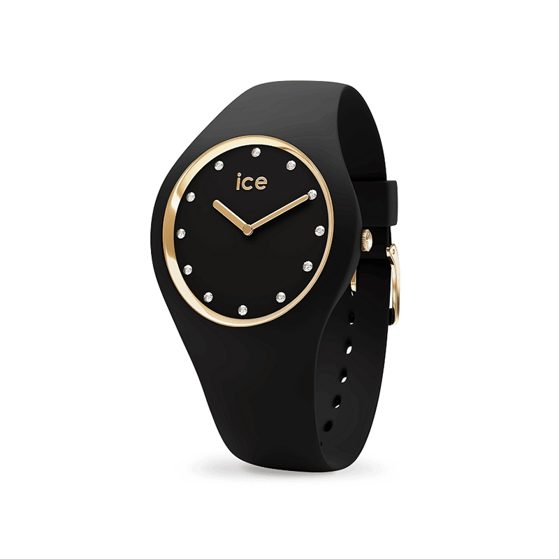 Montre Ice Watch cosmos black gold 016295