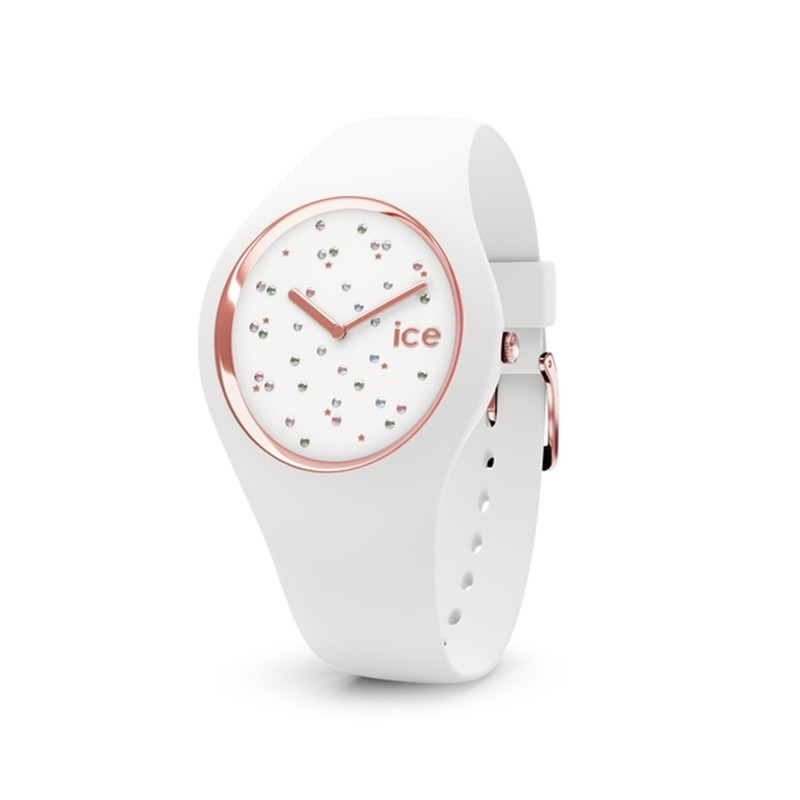 Montre Ice Watch Cosmos star white 016297