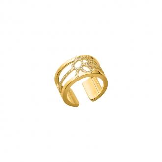 Bague les Georgettes collection Pétales dorée 70314440108056