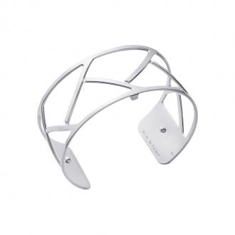 Bracelet Tresse Les Georgettes couleur argenté 70325691600000