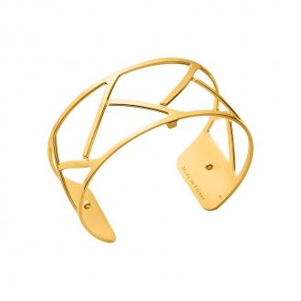 Bracelet Tresse Les Georgettes couleur doré 70325690100000