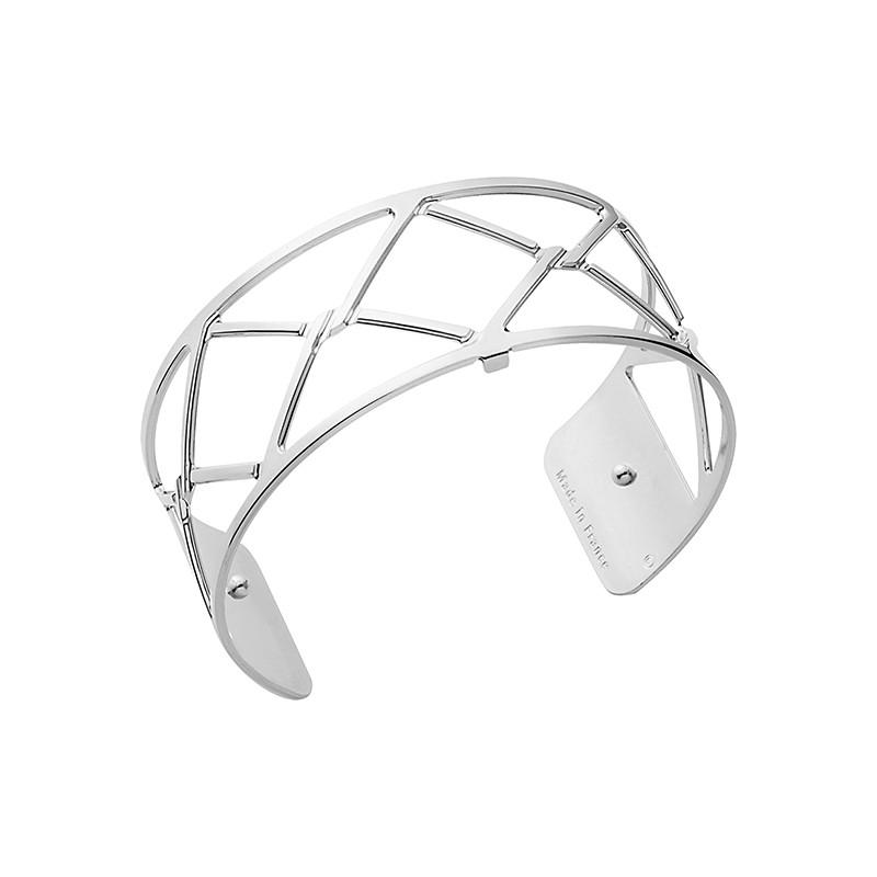 Bracelet Cannage Les Georgettes couleur argenté 70325721600000