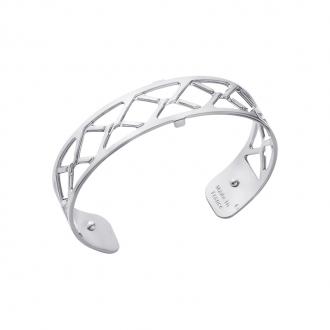 Bracelet Cannage Les Georgettes couleur argenté 70325731600000