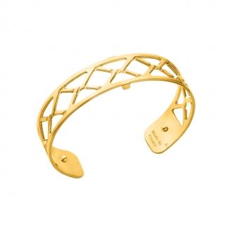 Bracelet Cannage Les Georgettes couleur doré 70325730100000