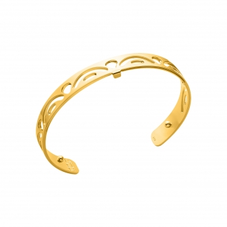 Bracelet Poisson Les Georgettes couleur doré 70326020100000