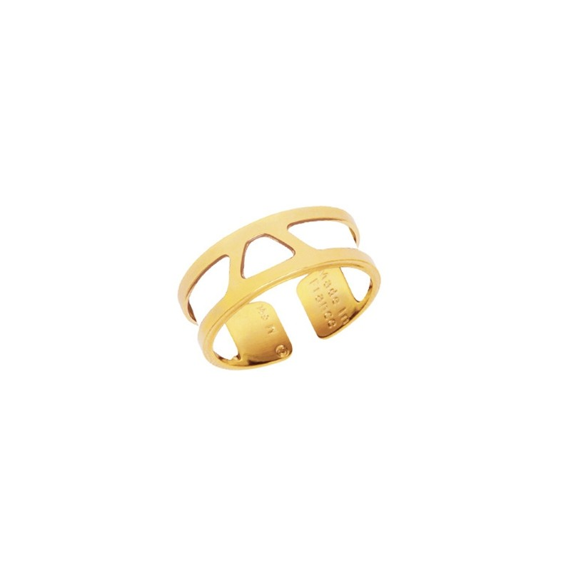 Bague Les Georgettes Ibiza 8 mm finition or 70326140100052