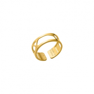 Bague Les Georgettes Girafe 8 mm finition or