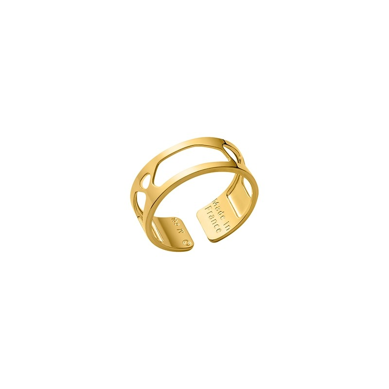 Bague Les Georgettes Girafe 8 mm finition or 70326130100052