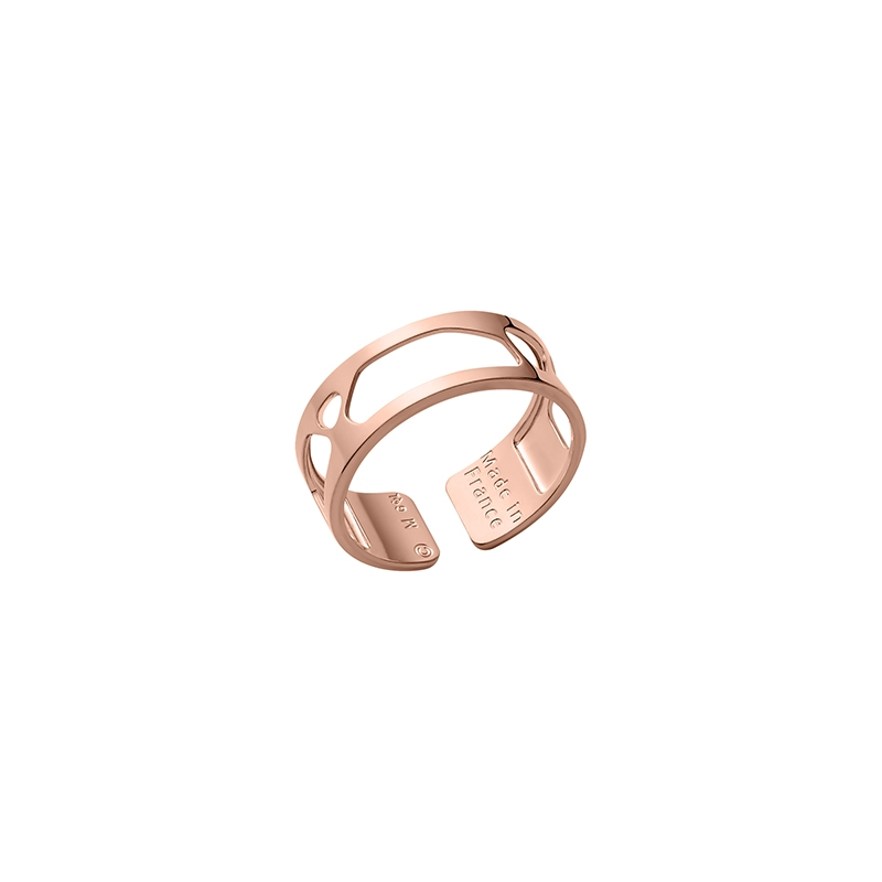 Bague Les Georgettes Girafe 8 mm finition or rose 70326134000052