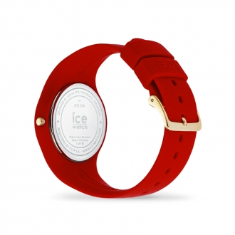 Montre Ice watch glam colour red medium 016264