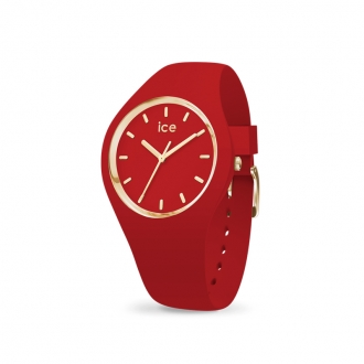 Montre Ice watch glam colour red small 016263