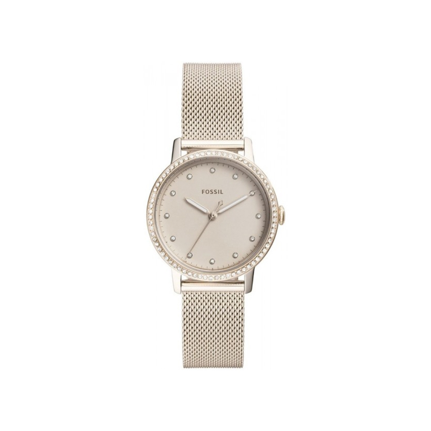 Montre Femme Fossil Collection Neely Or Rose Es4364 Pour Femme