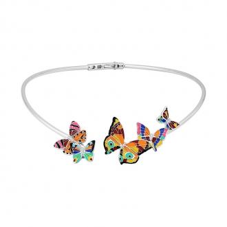 Collier Una Storia Papillon argent 925/000 CL121184