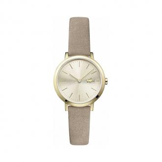 Montre Moon Lacoste bracelet cuir 2001049