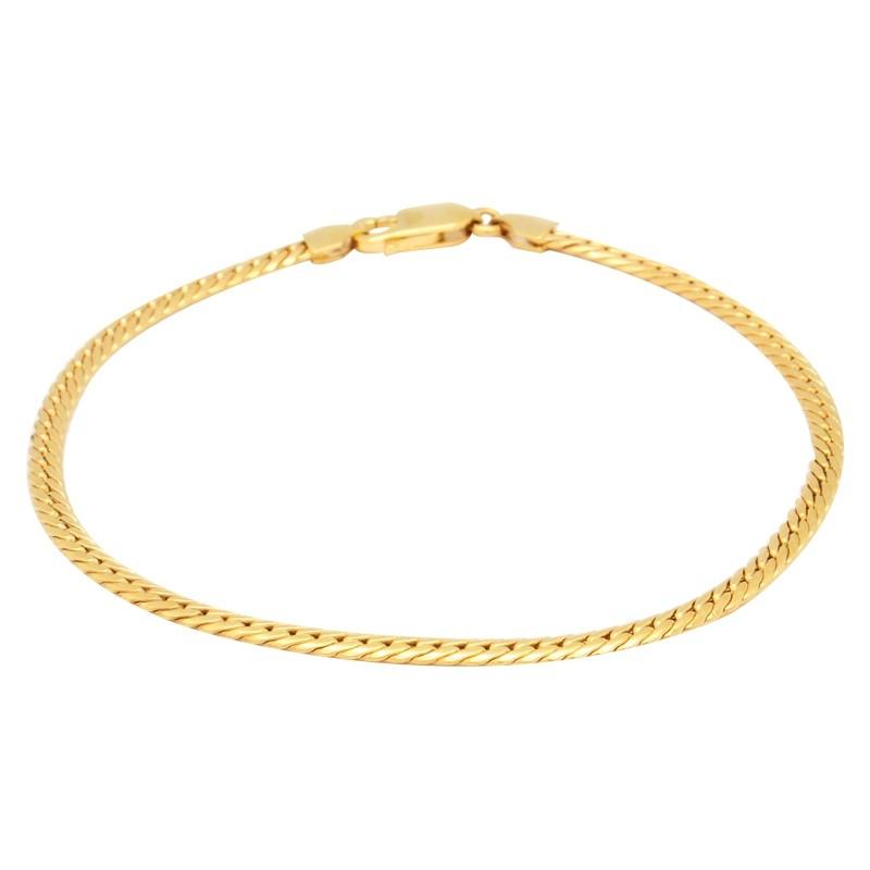 Bracelet Carador or jaune 375/000 610022.2-18