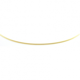 Collier Carador diamante or 375/000 GDI035MNJ40