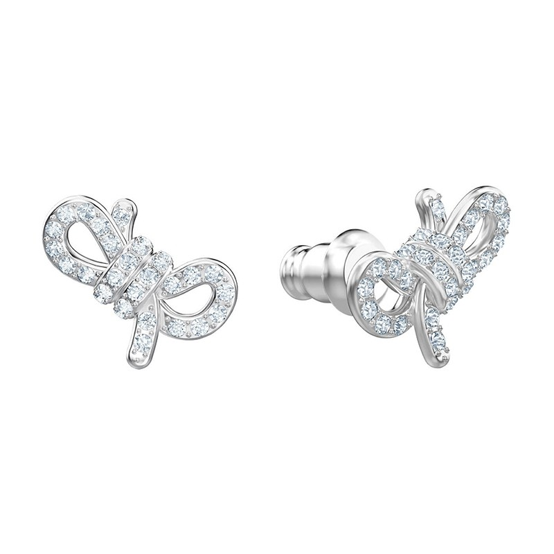 Boucles d'oreilles Swarovski Lifelong Bow 5447080