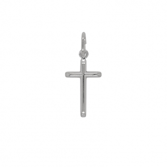 Pendentif Carador croix argent 925/000