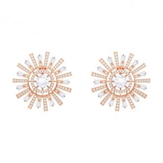 boucles d'oreilles Swarovski SUNSHINE plaqué or rose 5464833