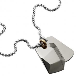 Collier et pendentif Diesel Bijoux DX1143040