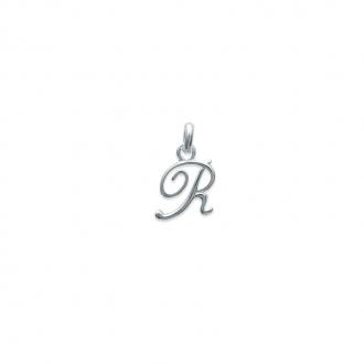 Pendentif initiale lettre R Carador en argent 925/000 748115518