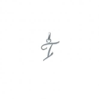 Pendentif initiale lettre I en argent 925/000 74811559 Carador