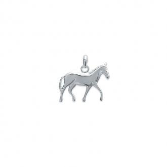 Pendentif cheval en argent 925/000 74825337 Carador