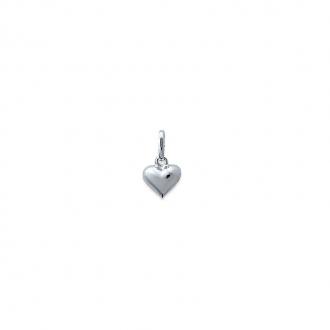 Pendentif coeur en argent 925/000 71019805 Carador