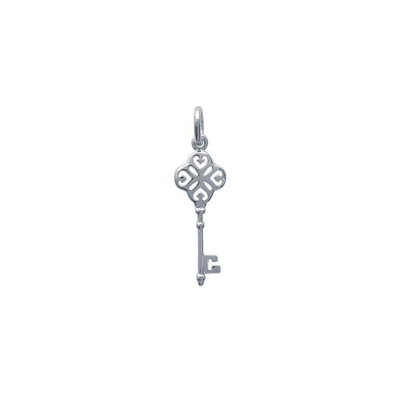 pendentif clef . argent 925/000 CARADOR-7716600