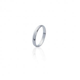 Bague anneau en argent 925/000 de chez Carador