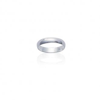 Bague anneau large en argent 925/000 de chez Carador