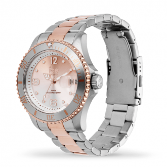 Montre Ice-Watch ICE STEEL Silver sunset rose-gold 016769