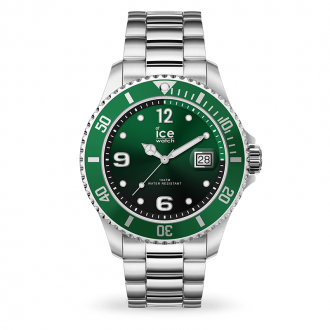 Montre Ice-Watch ICE Steel Green silver Medium 016544