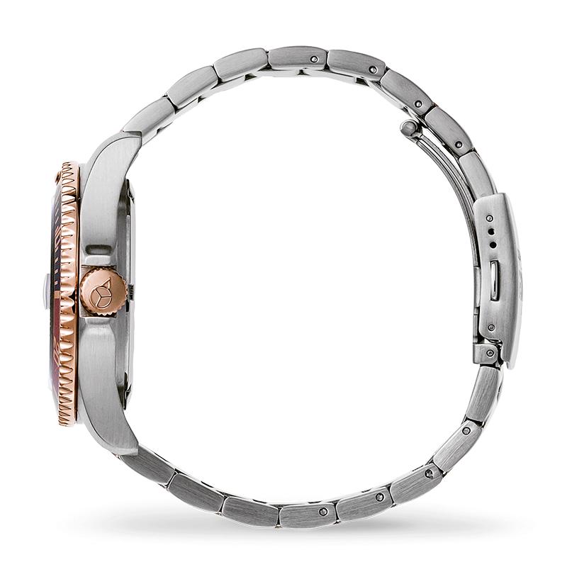Montre Ice-Watch ICE Steel Chic silver rose-gold medium 016546