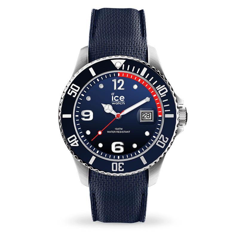sélectionner pour l'original obtenir pas cher gamme de couleurs exceptionnelle Montre Ice-Watch ICE Steel Marine Large 015774