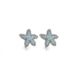 Boucles d'oreilles Guess STARFISH UBE78001