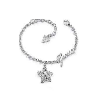 Bracelet Guess Starfish argenté UBB78002-S
