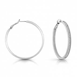 Boucles d'oreilles Guess All Around UBE28094