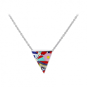 Collier Una Storia graphique CL121182