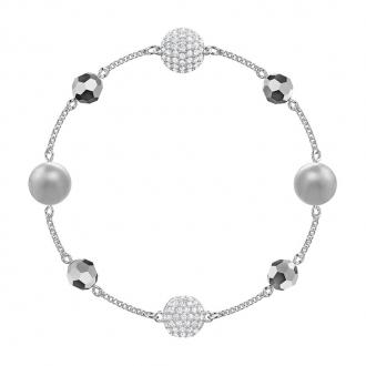 Bracelet Swarovski Remix Strand métal rhodié 5437865